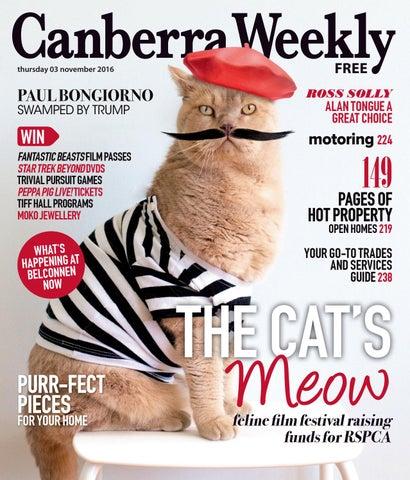 03 November 2016 by Canberra Weekly Magazine - issuu 2ef04857867c