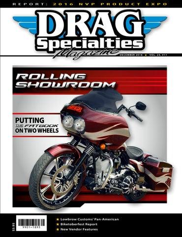 Drag Specialties Magazine - December 2016