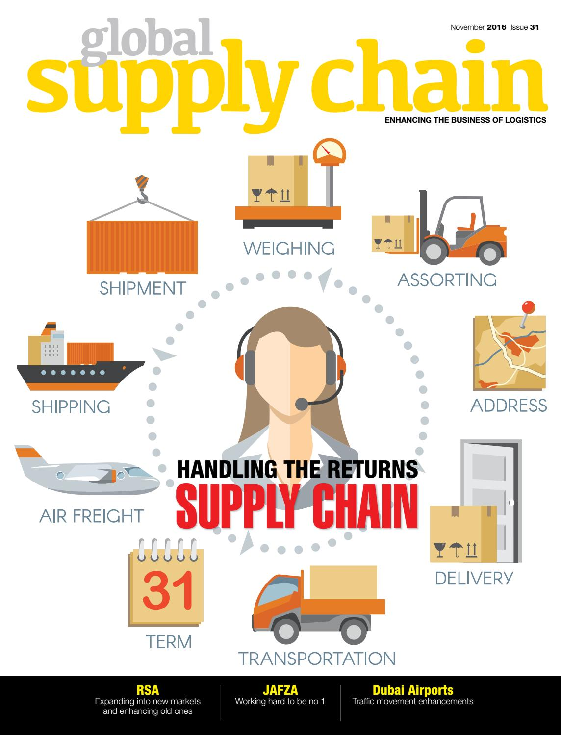 Global supply chain november 2016 issue by global supply chain issuu - Hours work day efficient solutions from sweden ...