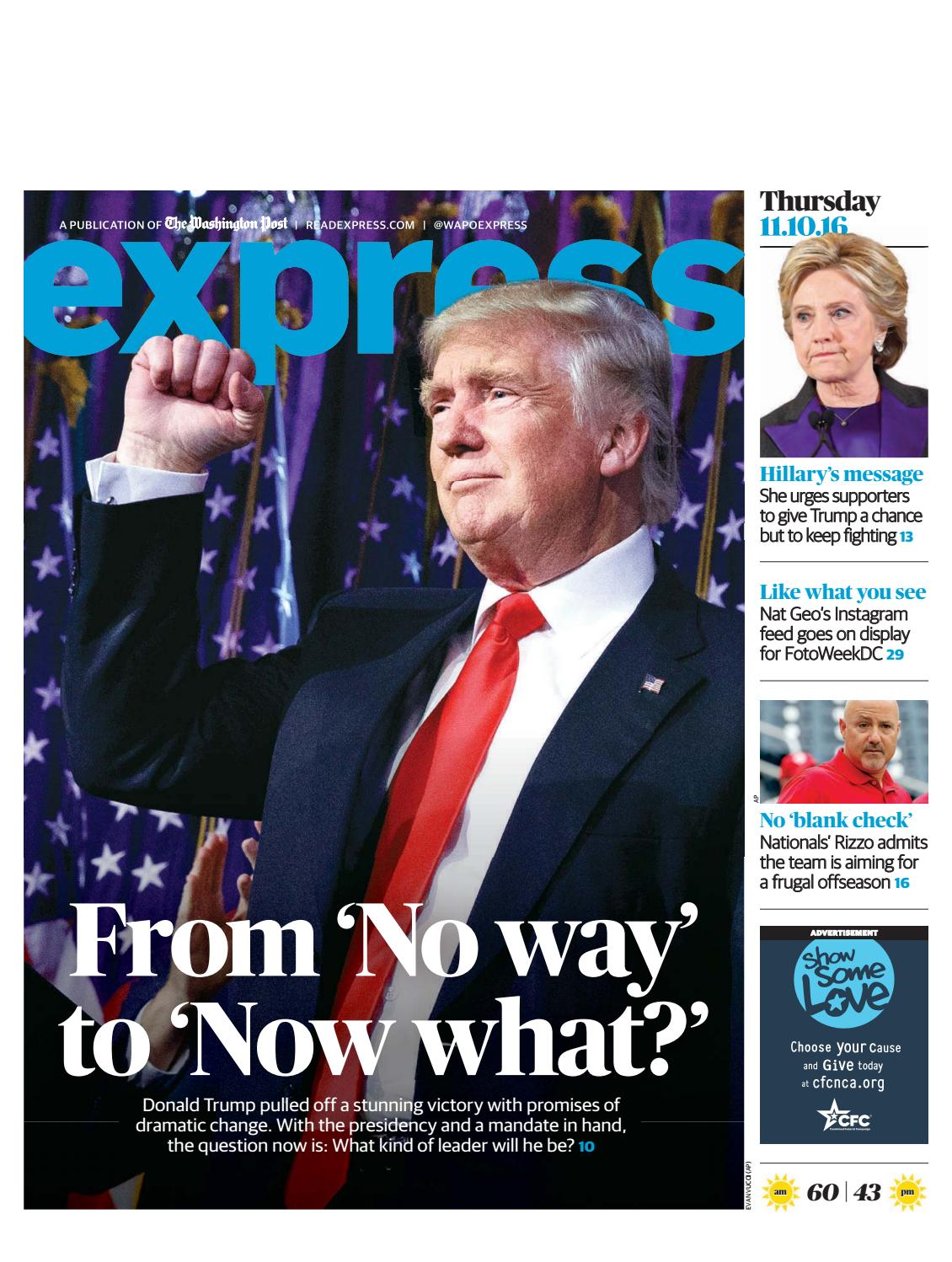 EXPRESS_11102016 by Express - issuu
