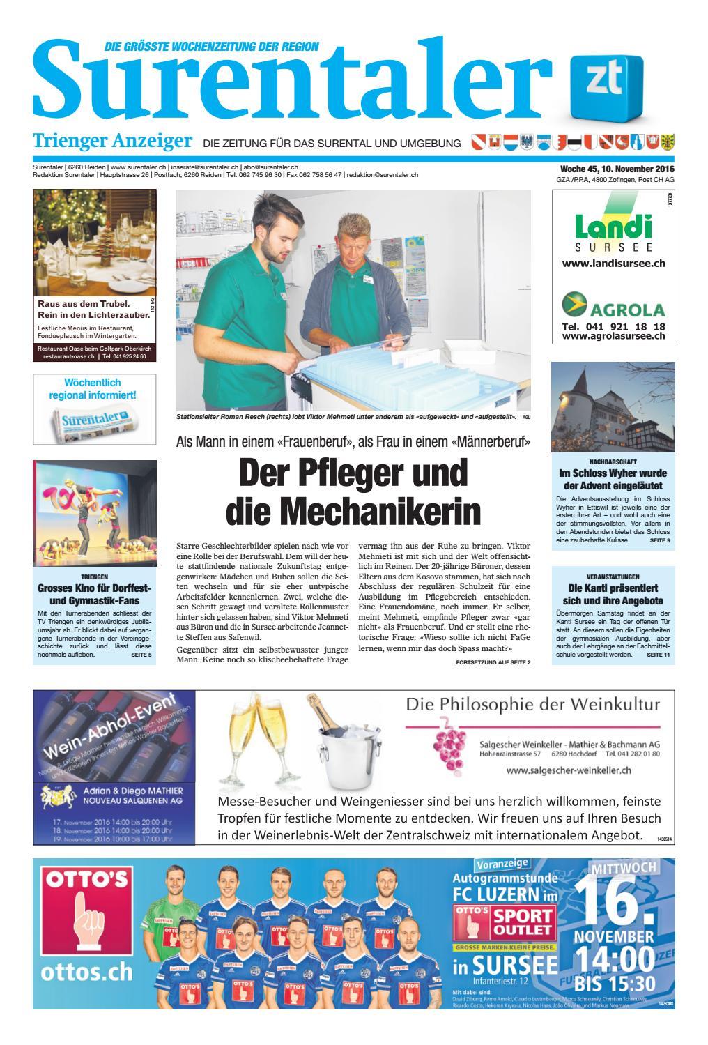 Surentaler 4516 by ZT Medien AG issuu