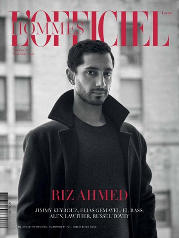L Officiel Hommes-Levant, November Issue 70 by L Officiel Levant - issuu 76715bd0c9f1