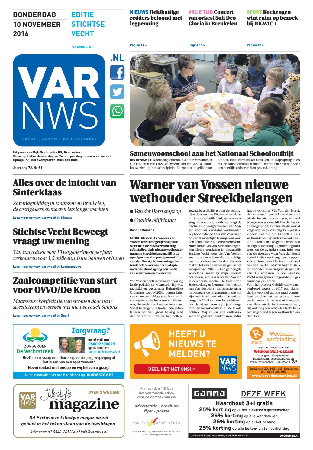 62ada0fba12 VARnws Stichtse Vecht 10 november 2016 by VARnws - issuu