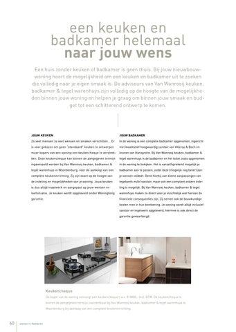 Brochure Kesteren, Casterhoven - tweekappers fase 10 by Van Wanrooij ...
