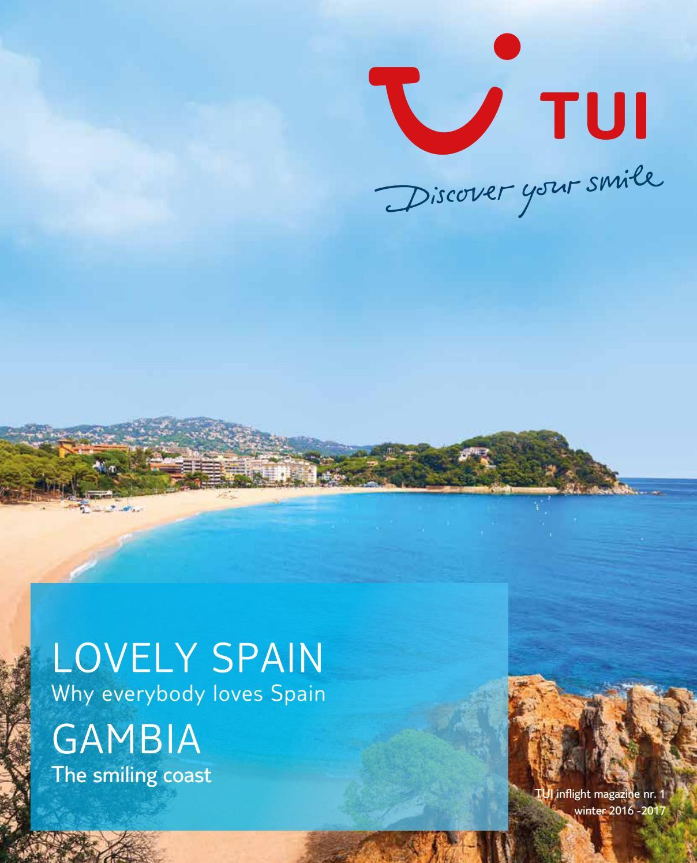 tui inflight magazine - winter 16  17 by marketair