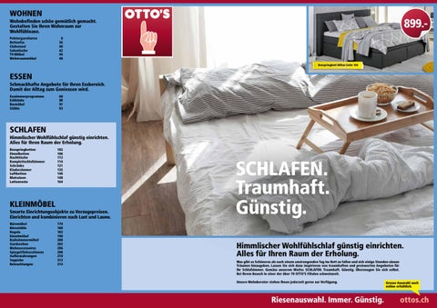 Etagenbett Beni Otto S : Mflyer schlafen de by otto s ag issuu