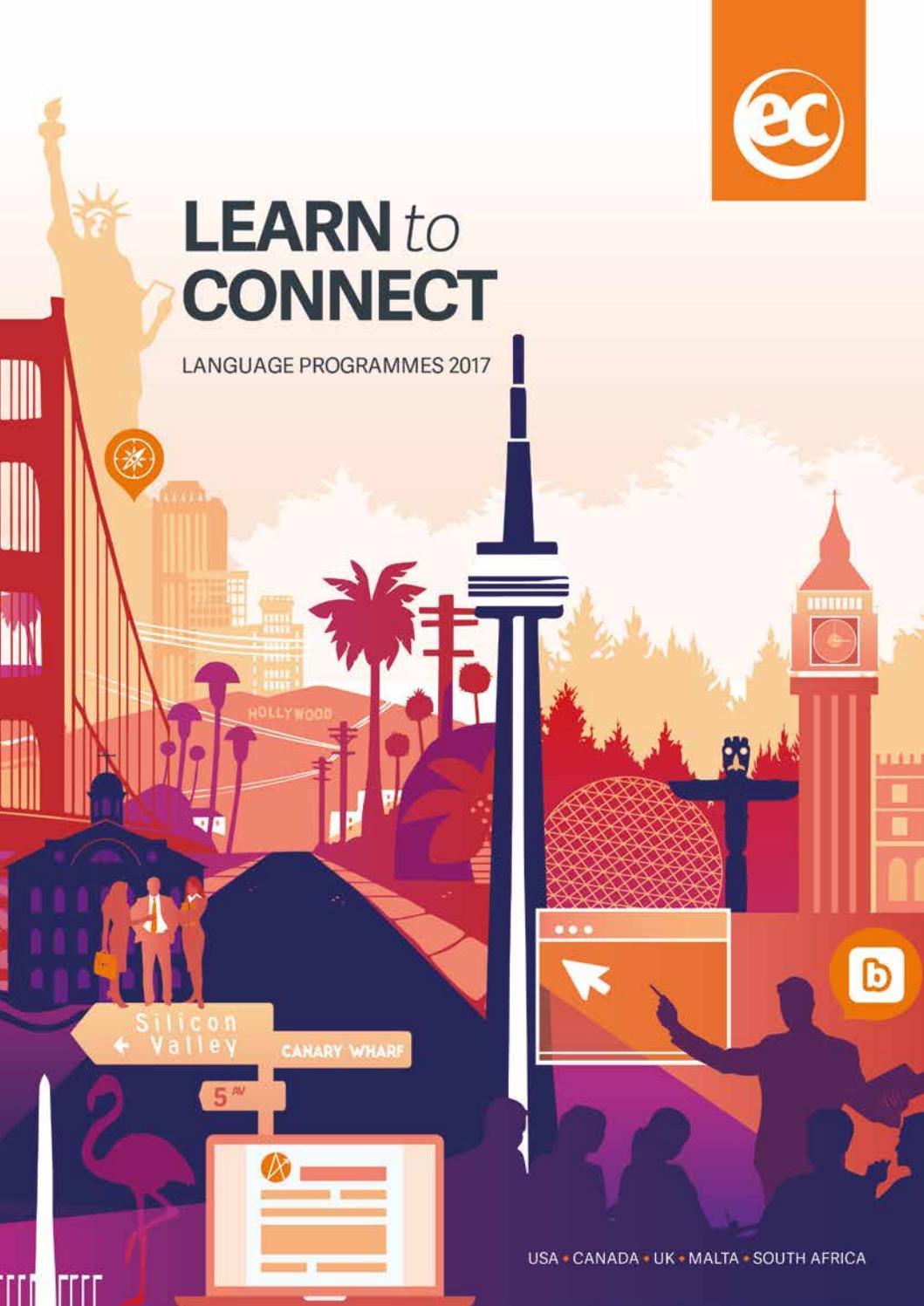 Ec Adult Brochure 2017 English By Ec English Issuu