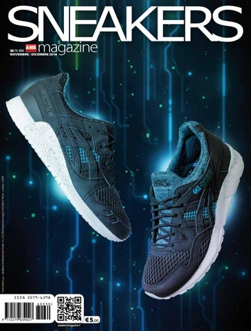 SNEAKERS magazine Issue 76 – Digital Edition by Sneakers