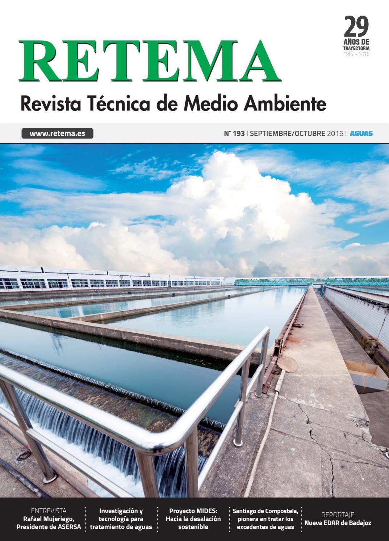 50236a86 RETEMA • Septiembre/Octubre 2016 by RETEMA, Revista Técnica de Medio  Ambiente - issuu