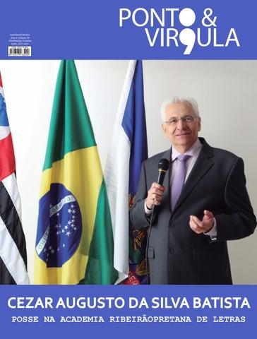 """Cover of """"Revista Ponto & Vírgula - Ano 4 - Edição 29 - Setembro/Outubro 2016"""""""