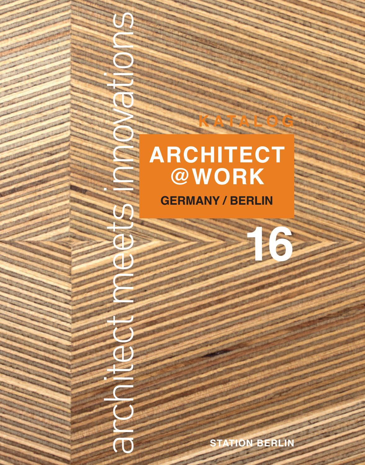 Architect@Work/Berlin by blinked - issuu