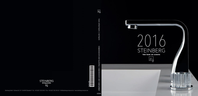 Steinberger Armaturen steinberg 2016 by xtwo gmbh issuu