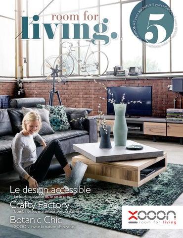 Xooon france lookbook catalogue 2016 2017 by Abitare Living ...