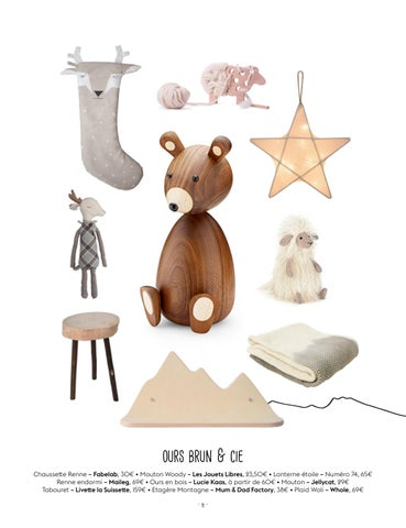 Magazine Noël 2016 by Les Enfants du Design - issuu