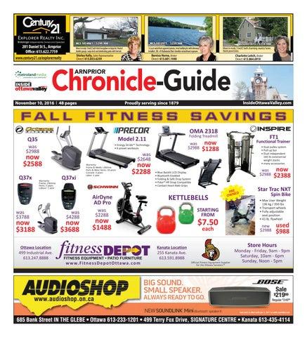 5c310eccd70b64 Arnprior111016 by Metroland East - Arnprior Chronicle-Guide - issuu