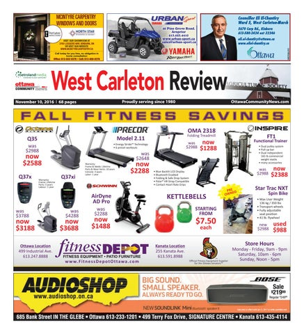 eb94f5fac2e9 Westcarleton111016 by Metroland East - West Carleton Review - issuu