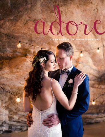 b6701d73846 adore    Okanagan s Wedding Magazine by adore magazine - issuu
