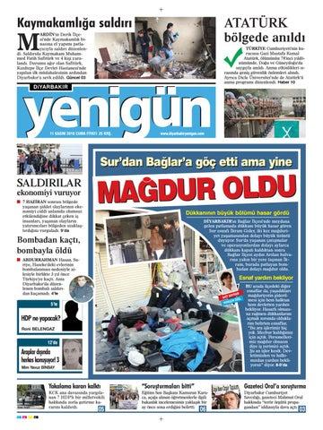 11 11 2016 By Osman Ergun Issuu