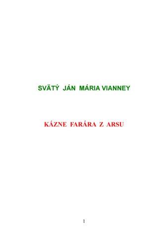 875a7e474c9d Vianney kazne by Pravy Katolik - issuu