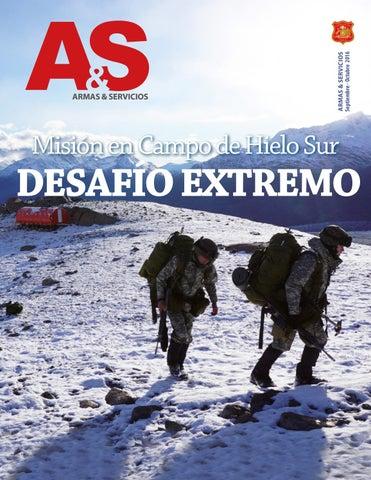 Revista Armas   Servicios N°14 by Ejército de Chile - issuu 499074af57d