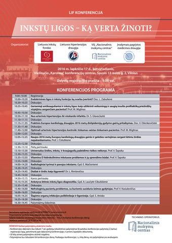 hipertenzijos registravimo dokumentai)