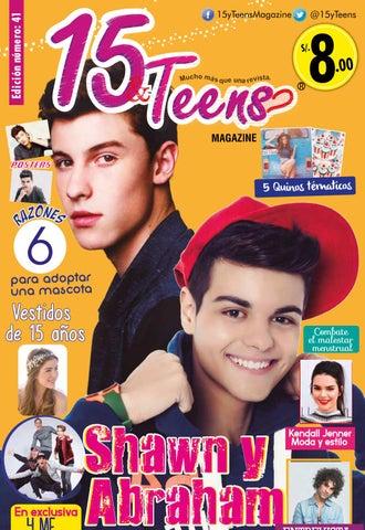 2fdd7adf8 15   Teens Magazine - Edic41 by Sofia Quinceañeras - issuu