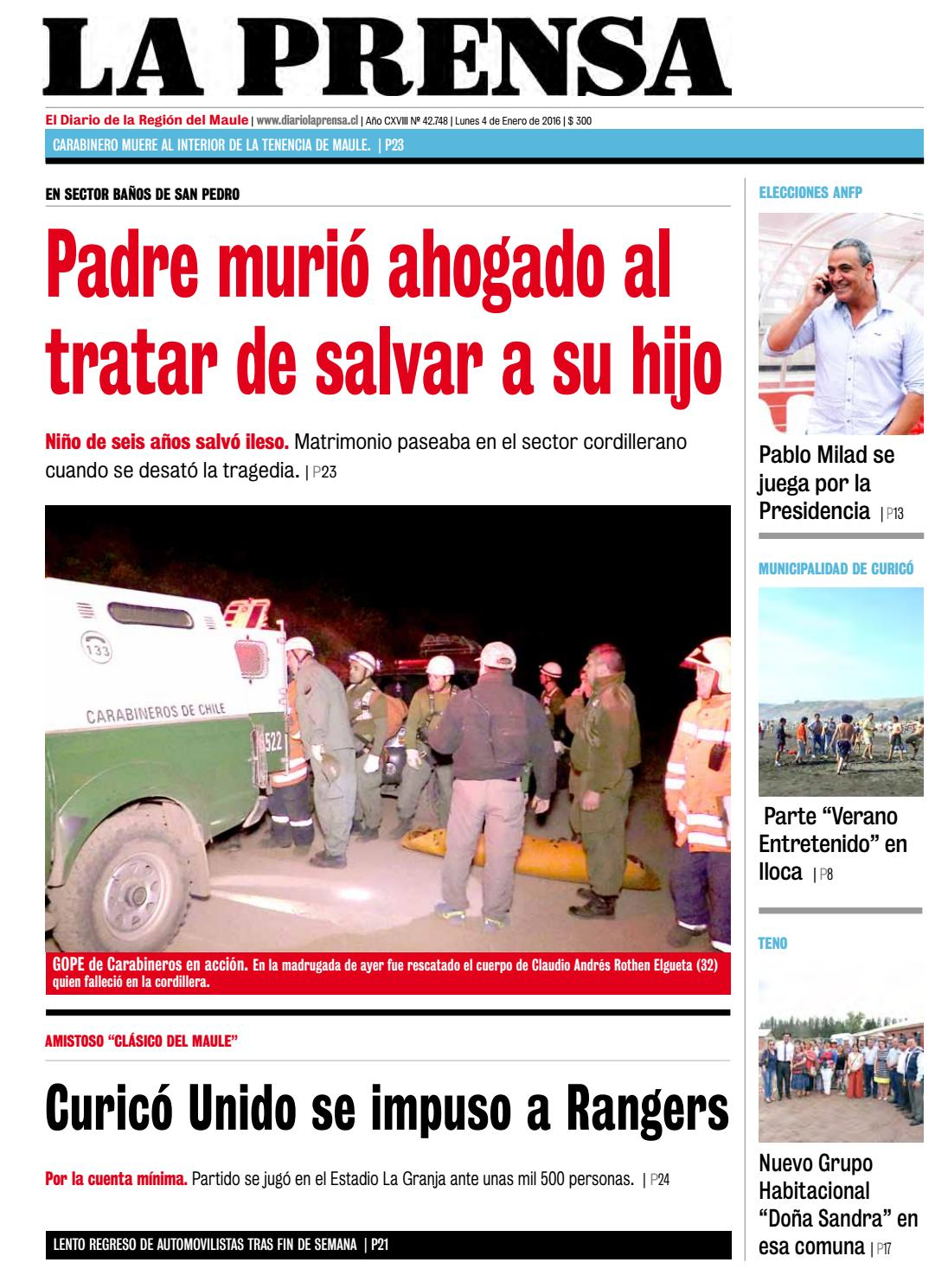 Diario 01 12 2010 By Diario El Centro S A Issuu # Muebles Tamara Fox Rancagua