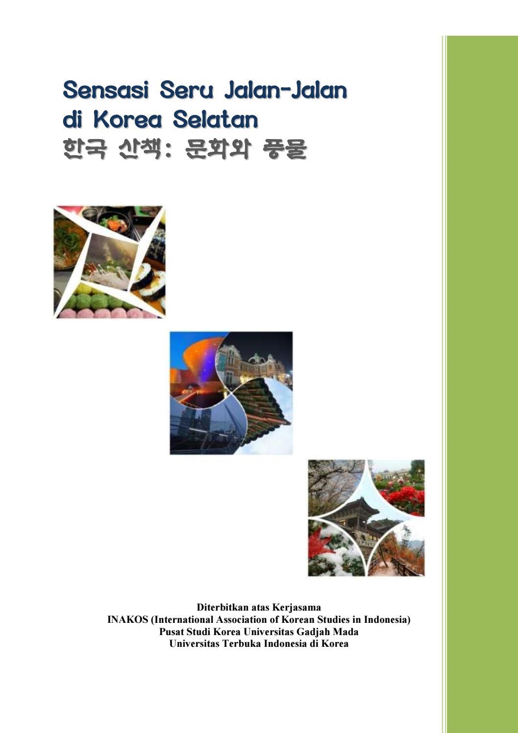 Sensasi Seru Jalan Jalan Di Korea Selatan By Inakos Issuu