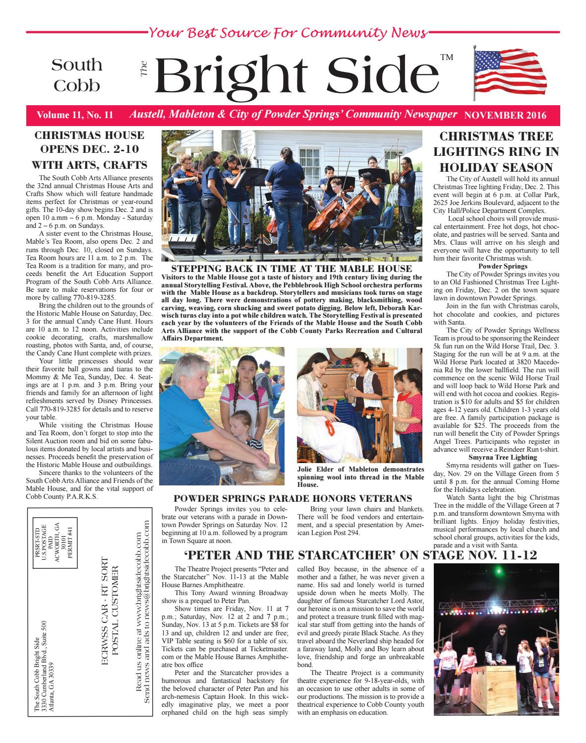 South cobb bright side november 2016 by allan lipsett issuu 1betcityfo Images