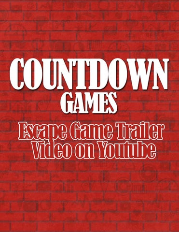 Watch Countdown Escape Trailer Video On You