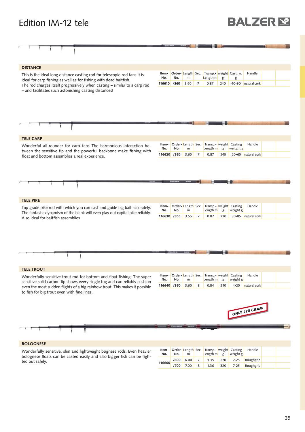 Set BALZER tonnes vertébrale tönnchenwirbel Taille 10//8//4 20-35 kg contenu 25 pièces