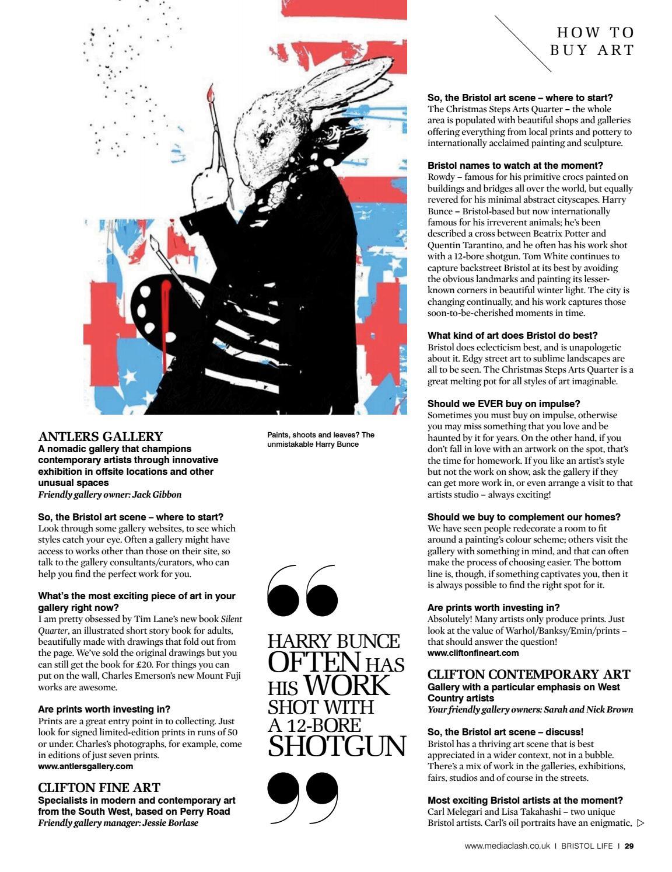 2a3df32915be Bristol Life – issue 220 by MediaClash - issuu