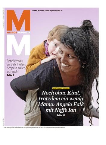 Migros magazin 46 2016 d lu by Migros-Genossenschafts-Bund - issuu