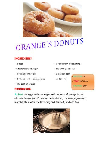 Recipes 1 eso by elena perez issuu page 1 forumfinder Image collections