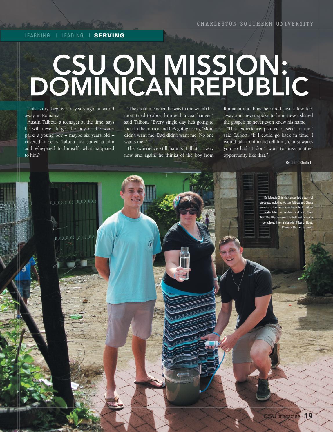CSU magazine vol 26 no 3 by Bob Durand Design - issuu