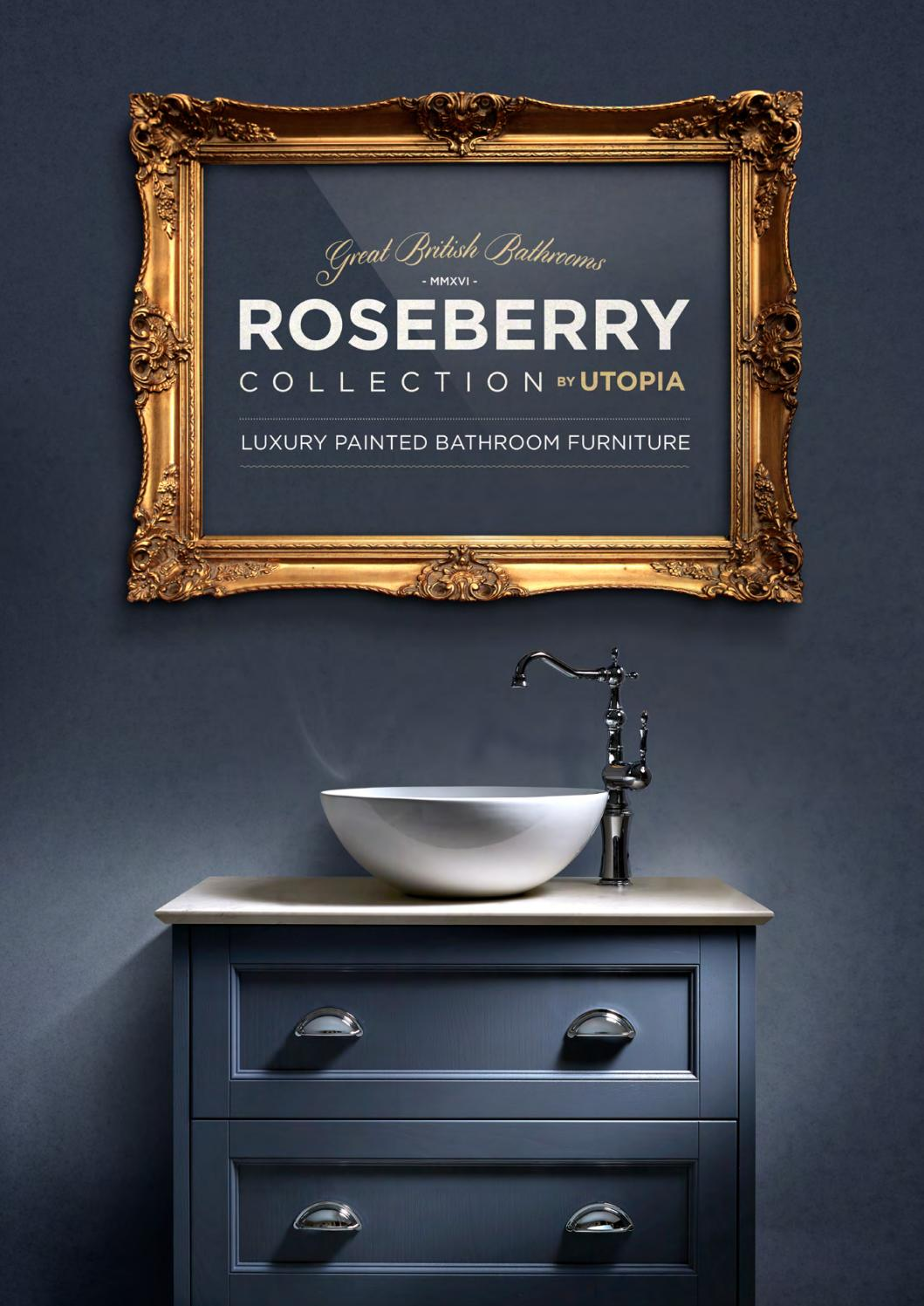 Utopia Roseberry Collection By Merlin Bathrooms Issuu