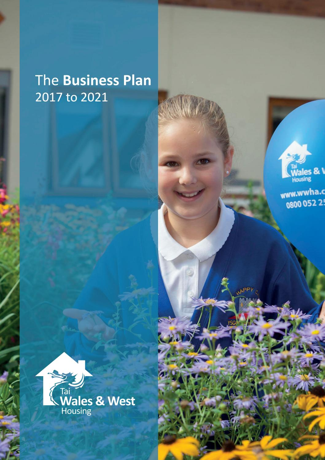 Help with business plan wales