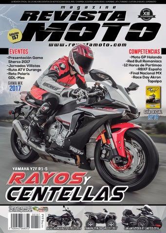 1cea918c31a Edición Agoto 157 by Revista Moto - issuu