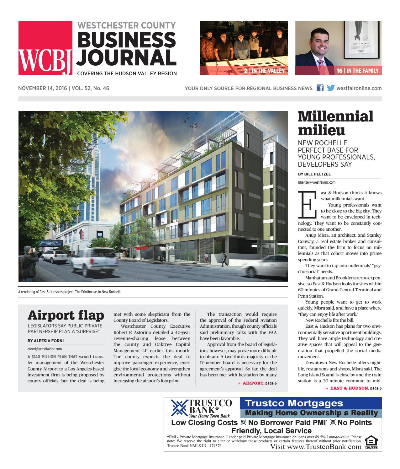 westchester county business journal 111416 by wag magazine issuu