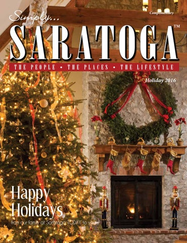 Simply Holiday 2016 by Saratoga TODAY - issuu fc6916b59d2f