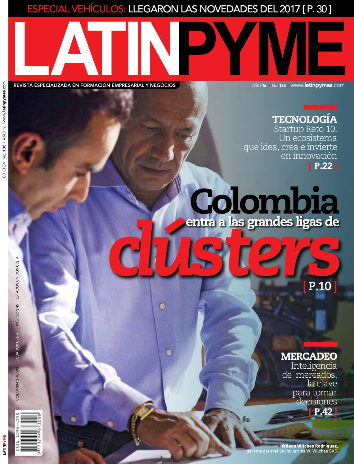 Revista latinpyme 138 by LATINPYME - issuu