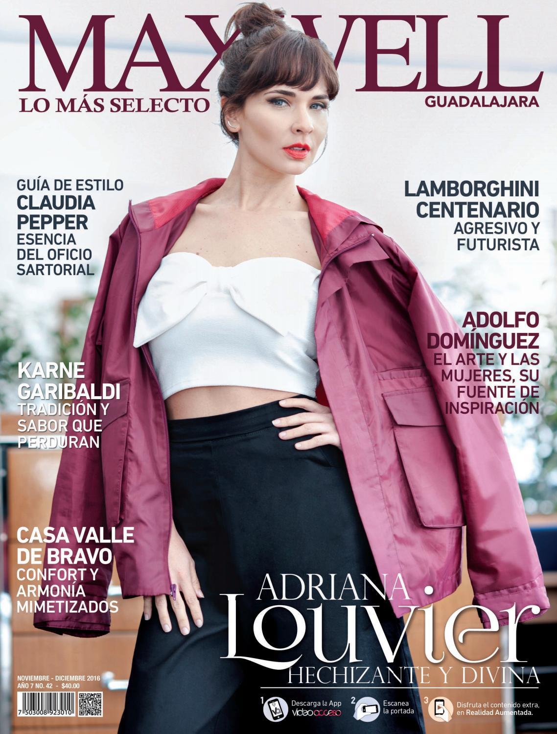 Revista Maxwell Guadalajara Ed. 42 by Grupo Editorial Maxwell - issuu