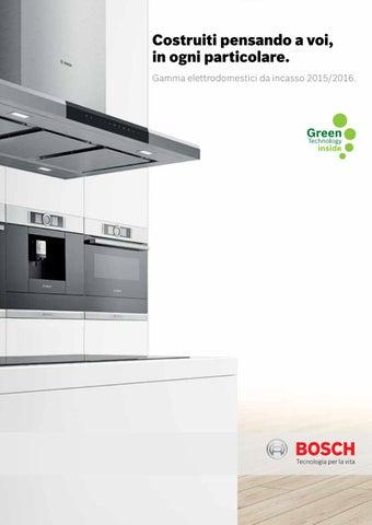 Catalogo Bosch libero posizionamento 2015-2016 - Fidea Lecce by ...