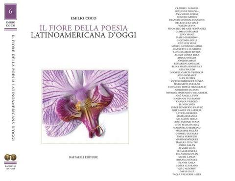 Antología de Poesía Latinoamericana de Hoy Vol.2