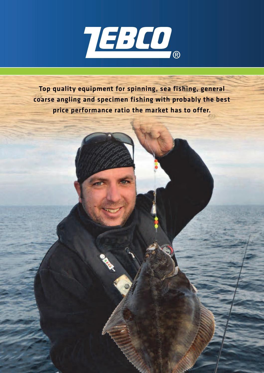 Zebco Forcep Tool 15cm Long Stainless Steel Fishing Coarse Predator 6401015