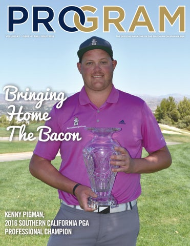 PROgram Magazine - 2016 Fall Issue by Southern California