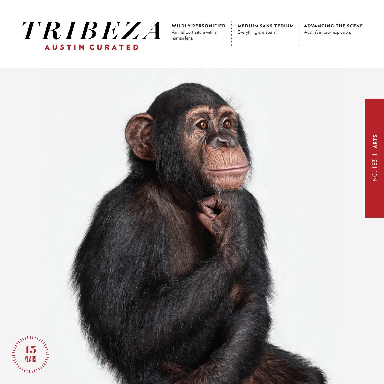 November 2016 Arts Issue by TRIBEZA Austin Curated issuu
