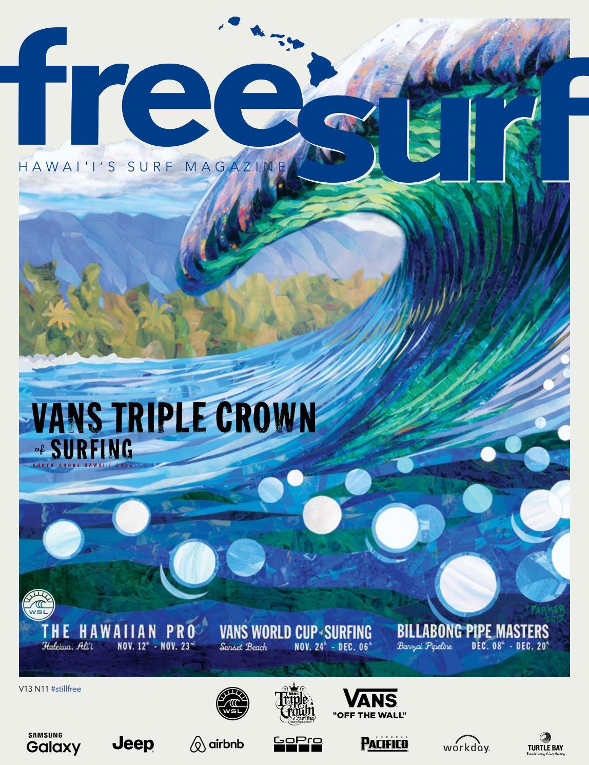 12974cb12 Freesurf V13n11 VTCS by Freesurf Magazine - issuu