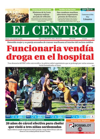 Diario 12 11 2016 by Diario El Centro S.A - issuu
