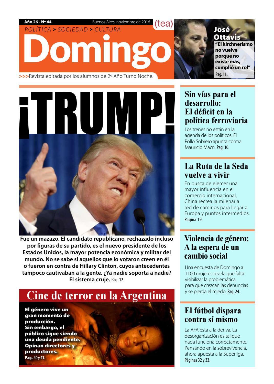 70437943154e8 Domingo 44 - TEA by Tea y Deportea - issuu